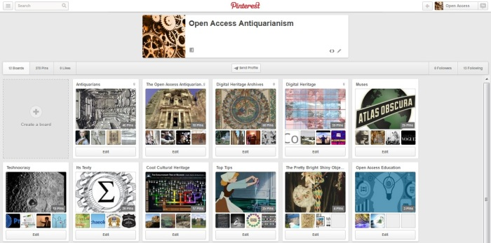 Check out Open Access Antiquarianism at Pinterest