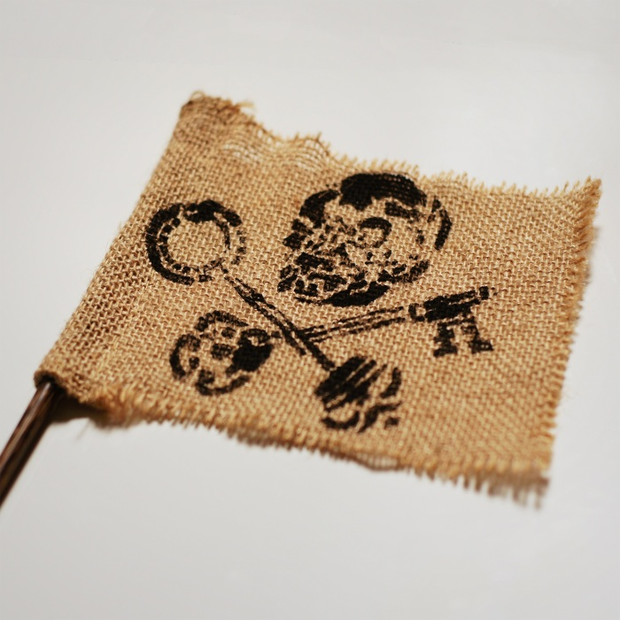 The Open Access Antiquarianism Pirate Flag